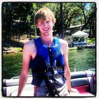Photo taken at Lake Wildwood by Nikolaus L. on 7/15/2012