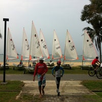 Photo taken at NOSS Sailing Club by ,7TOMA™®🇸🇬 S. on 8/26/2012