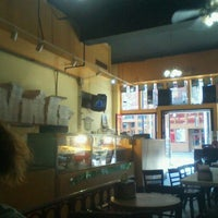 Photo taken at Old Manhattan Pizza by Dave L. on 3/18/2012