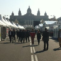 Photo taken at GSMA Mobile World Congress by Joan L. on 3/1/2012