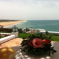 Photo taken at Le Mirage Hotel, Tanger by Maria S. on 5/14/2012