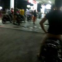 Photo taken at SPBU Pertamina 14.203.1199 by Arif H. on 3/28/2012