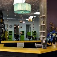 Photo taken at Slash Salon by Holly P. on 2/24/2012