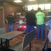 Photo taken at SUBWAY by Steelie F. on 5/21/2012
