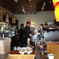 Photo taken at Starbucks by Rhea J. on 5/22/2012