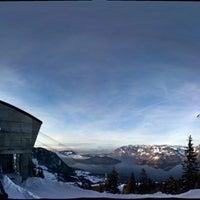 Photo taken at Klewenalp Ski Resort by Ida M. on 2/19/2012