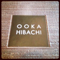 Photo taken at Ooka by Sharyn on 3/19/2012