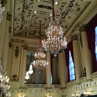 Photo taken at Powell Hall by Alex R. on 3/2/2012