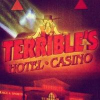 Photo taken at Silver Sevens Hotel & Casino by John L. on 3/16/2012