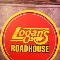 Photo taken at Logan's Roadhouse by April on 6/17/2012