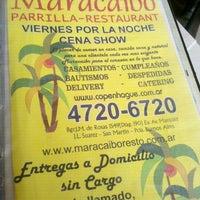 Photo taken at Maracaibo Parrilla by Sergio B. on 4/8/2012