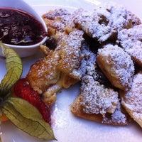Das Foto wurde bei Restaurant Loystubn, Thermenwelt Hotel Pulverer ***** von Karoline F. am 8/17/2011 aufgenommen