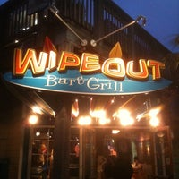 Photo taken at Wipeout Bar & Grill by John S. on 8/3/2011