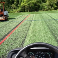 Photo taken at Total Turf Experience by Thomas A. on 5/29/2012