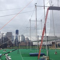 Photo taken at Trapeze School New York by Rob W. on 4/1/2012