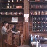 Photo taken at Café Patagonia by Cristian B. on 1/5/2011