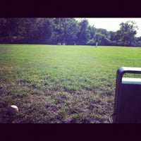 Photo taken at Roy Guilliam Babe Ruth Field by Kevin Q. on 7/22/2012