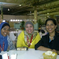 Photo taken at Lagenda Cafes @ LCCT's Airport by efa e. on 10/5/2011