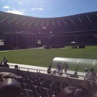 Photo taken at Orlando Stadium by Quintin M. on 4/8/2012