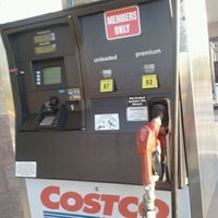 Photo taken at Costco Gas by Kathie S. on 8/28/2011