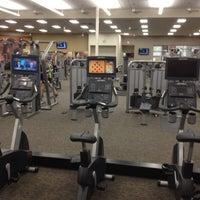 Photo taken at LA Fitness by Paul B. on 6/23/2012