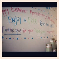 Photo taken at Yogurt Brothers by Colorado Card on 5/13/2012