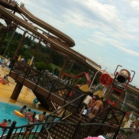 Photo taken at Summerland Water Adventure by Sonia M. on 7/15/2012