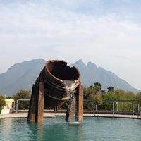 Photo taken at Parque Fundidora by Adrix H. on 2/29/2012