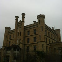 Photo taken at Old Joliet Prison by Jay B. on 4/29/2012