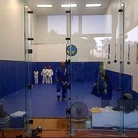 Photo taken at Academia Behring Jiu Jitsu Puerto Rico by Murat A. on 10/4/2011