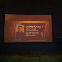 Photo taken at Tallahassee Movies 8 by Sean M. on 5/24/2012