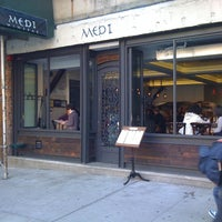 Photo taken at Medi Winebar by Dorian G. on 5/7/2011