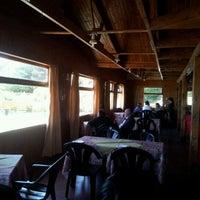 Photo taken at Hosteria Millaneco by Carlosalberto D. on 12/27/2011