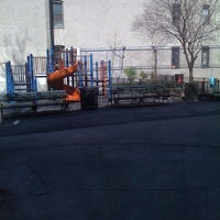 Photo taken at Ramon Aponte Park by Bobby T. on 4/2/2011