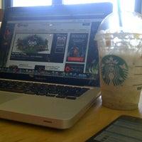 Photo taken at Starbucks by Abdullah A. on 10/20/2011