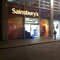 Photo taken at Sainsbury's Local by Sacha on 4/15/2011