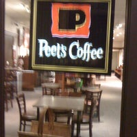 Photo taken at Peet's Coffee & Tea by Donald P. on 1/10/2011