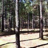 Photo taken at Parque Ecoturístico Rancho Nuevo by Betty Jerez D. on 12/28/2011