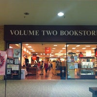Photo taken at Volume Two Bookstore by Steven G. on 12/20/2011