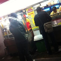Photo taken at Tacos El Pastorcito by Marco J. on 10/13/2011