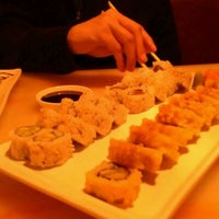 Photo taken at Miyako Japanese Steakhouse by Tara M. on 12/20/2011