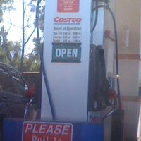 Photo taken at Costco Gas by Wissa D. on 9/20/2011