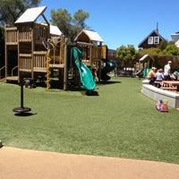 Photo taken at Presidio Heights Playground by Erik L. on 6/10/2012