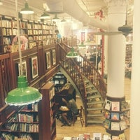 Photo taken at Housing Works Bookstore Cafe by Hannah S. on 8/13/2012