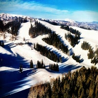 Photo taken at Aspen Mountain by Heather H. on 1/14/2012