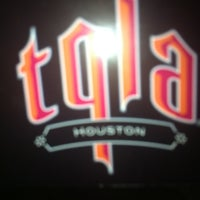 Photo taken at TQLA Houston by ChaCha T. on 5/25/2012