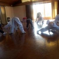 Photo taken at Club de Campo Colegio Médico by Edo T. on 3/31/2012