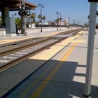 Photo taken at Metrolink Glendale Station by Alma G. on 7/3/2012