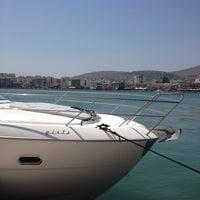 Photo taken at F/B Nissos Chios by ALPHACHINOO on 8/11/2012
