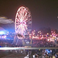 Photo taken at National Orange Show Events Center by Christian G. on 9/25/2011